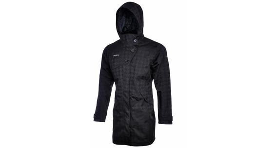 VAUDE Women's Tofino 3in1 Coat black